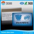 13.56mhz/125khz sin contacto de tarjeta inteligente/laminado en blanco para imprimir la tarjeta inteligente