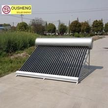 Compact pressurized solar water heater companies need representative