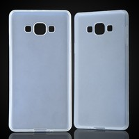 New model TPU case soft cover for Samsung A7 back case