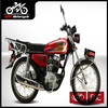 New classical used motorcycle