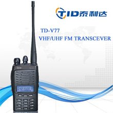 TD-V77 Professional uhf/vhf wireless interphone with special offer