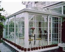 High Quality Prefabricated Glass Used Sunroom