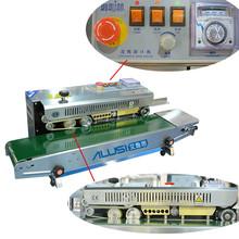 Multi-function heat sealer plastic film sealer