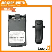 NEW LT-6100 handheld radio china li-ion battery pack