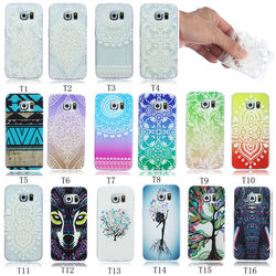 Cheap Mobile Phone Accessories Case For Samsung S6 Edge,Soft TPU Mobile Case For Samsung S6 Edge
