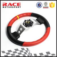 BV Certification Racing Car PVC Steering Wheel