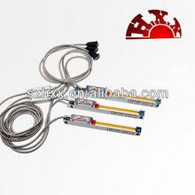 Amoladora herramientas de medición de 0.001 mm posición 200 mm sensor lineal escala