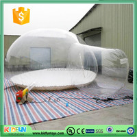 Custom inflatable bubble camping tent
