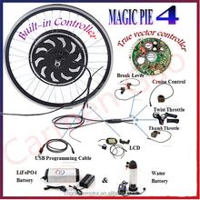 Magic Pie 4 24V/36V/48V 250W/500W/1000W motorized bicycle parts ,electric bike wheel kit