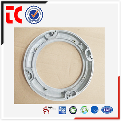 China famous aluminium die casting parts / adc12 aluminum casting part / monitor shell for security equipment use