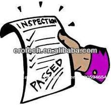 Como especialista de control de calidad y tercera- parte de los servicios de inspección