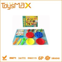 children color clay and play dough set sticky toys