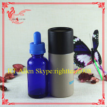 dripping bottle frosted 30ml blue child proof cap e juice e liquid