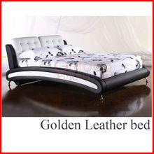 Alibaba bg901# italiano del hotel real imágenes de camas de madera moderna