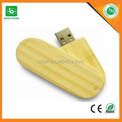 Excellent Quality wood usb flash drive Wooden USB flash drive usb thumb drive 1GB-16GB
