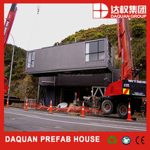 modular real estate 2000m2 steel shed/farm modified light steel shipping container house