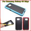 New Mobile phone Colorful Soft Silicone Bumper Case For Samsung Galaxy S6 edge , for Samsung Galaxy S6 bumper cover