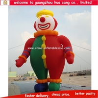 Giant inflatable cartoon characters, cartoon body inflation, customized inflatable cartoon