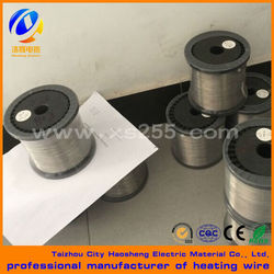 factory direct sale 1400 high tempreture OCR27AL7MO2 , the first choice of fecral wire.