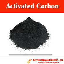 bulk powder coal activated carbon for benzene removal