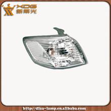E-mark led light price , led car lighting, corner lamp for camry