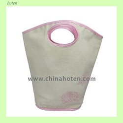 2015 New Fashion Canvas bags Eco bags shopping bags