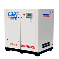 8.0m3/min AC Power 45kw 60hp China belt driven Screw air compressor