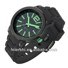 Hot sales Silicone watches,Fahion Silicone Band Watch ,Silicone Men