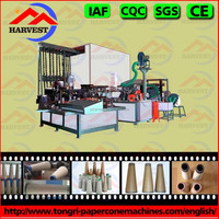 paper cone making machine for textile industry