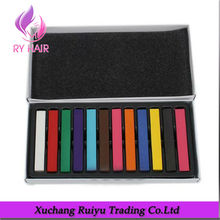 Hot! Beauty temporary hair chalk, color chalk for hair coloring