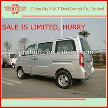 8 seats new used food van for sale