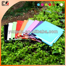 factory price crystal hard PC case for ipad air