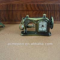 Fashion and Archaistic Bronze-coloured Mini Quartz Antique Cheap Pocket Watch