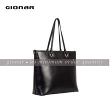 Italy Typical Design Girl's Handbag Female Brand Real Leather Bag Guangzhou Factory