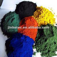Iron Oxide paint chemical formula