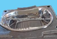 China high quality plastic bathtub injection mold for baby/adult