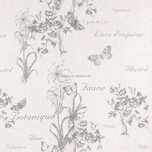 Hot Sale Flowers Printing Wholesale Elegant Printed Fabrics Sofa