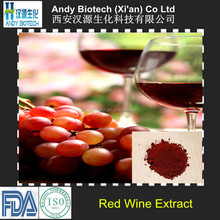 Inhibiting Oral Sugar Metabolism Red Wine Extract
