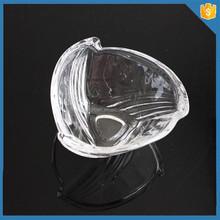 Crystal Mini Glass Plate For Salad