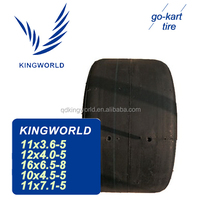 racing slick 11x7.1-5 go kart tires from china factory