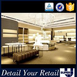 Whole shop personalized interior design stand shop