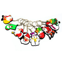 Sales Promotion Ideas Guangzhou Christmas Gift Keychain Manufacturers In China