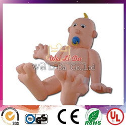 2015 Hot-Selling pvc inflatable baby inflatable boy