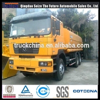 F2000 6x4 290hp hot sale Shacman oil tanker truck tanker truck weight