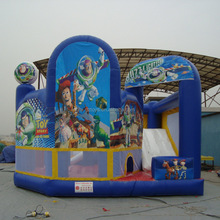 famous cartoon inflatable combo/ Inflatable Bouncer Jumper for Sale LE.CQ.091