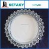 Hydroxy propyl methyl cellulose(HPMC)/tylose powder factory