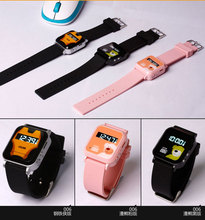 The Most Smallest GPS Watch Tracker Personal Wrist Watch GPS Tracker Tracking Device for Kids