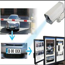 automatic license plate recognition camera