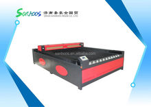 Sam Co2 150W Reci High precision wool felt laser cutting machine