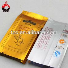 tea foil packaging pouch/tea bag